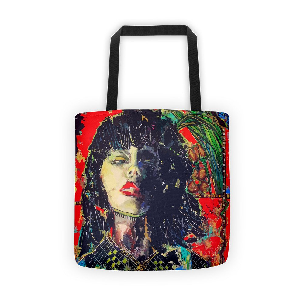 I See You Looking |  All Over Tote Bag - Przekop Design Co.