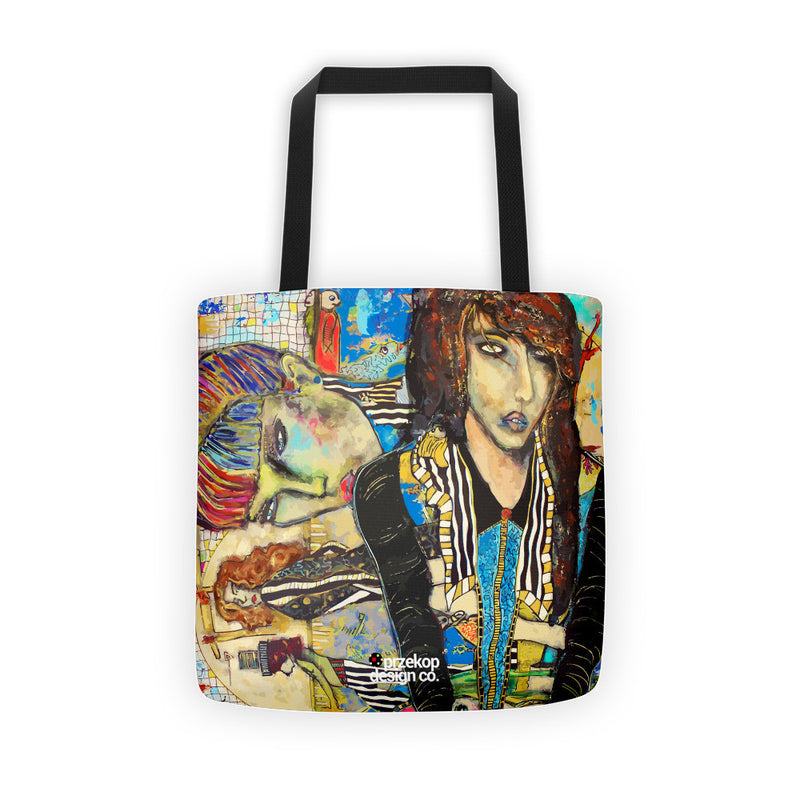 The World is Full of Magic | All Over Tote Bag - Przekop Design Co.