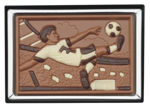 Footballer Tablet - Owow Chocolates