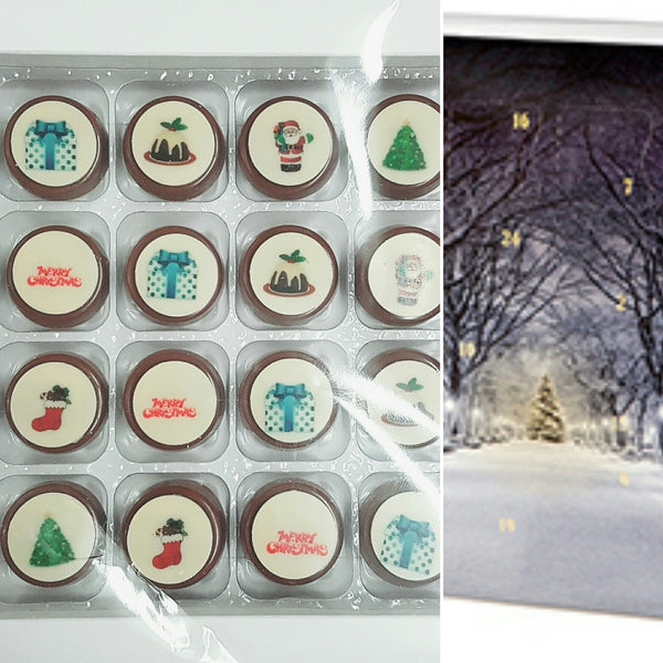 Advent Calendars - Owow Chocolates