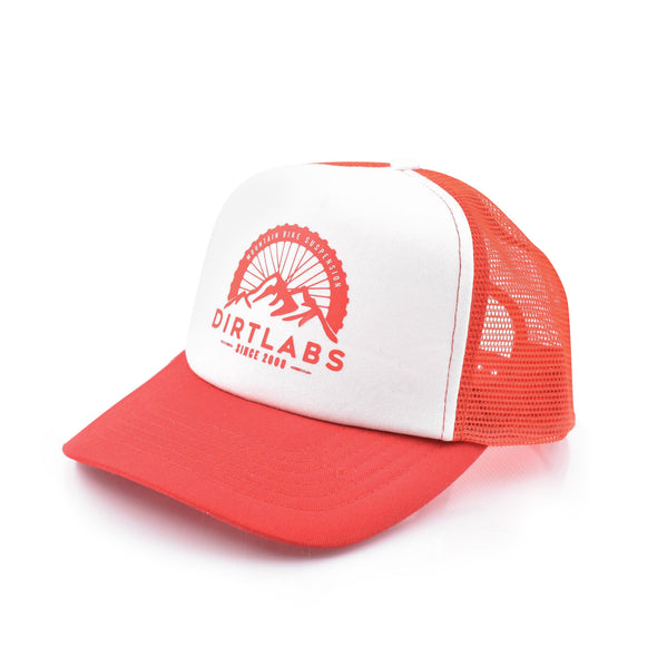Dirtlabs HAT Red