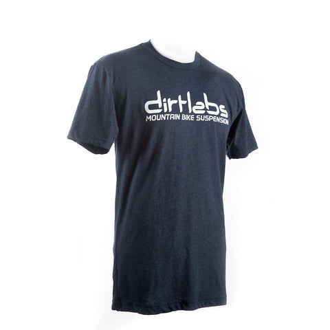 Dirtlabs Logo T-Shirt (Blue)