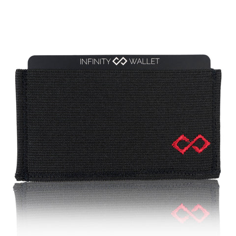 Red Infinity Wallet