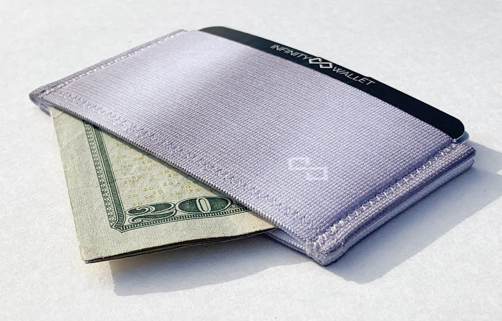 Infinity Wallet - Metallic Collection