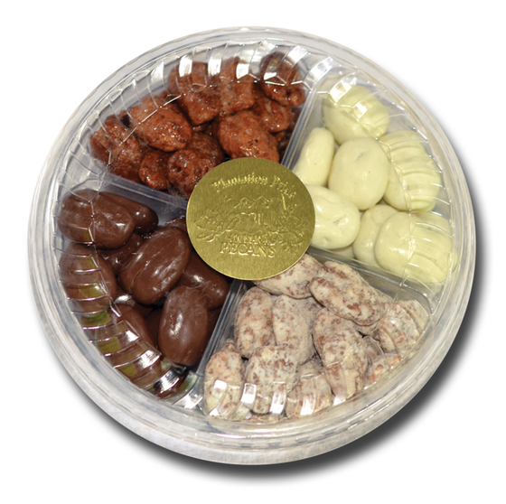 Clear Container 1 lb Gift Pack