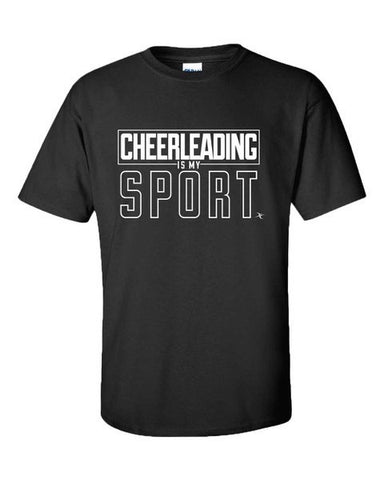 Cheerleading Is My Sport T-shirt