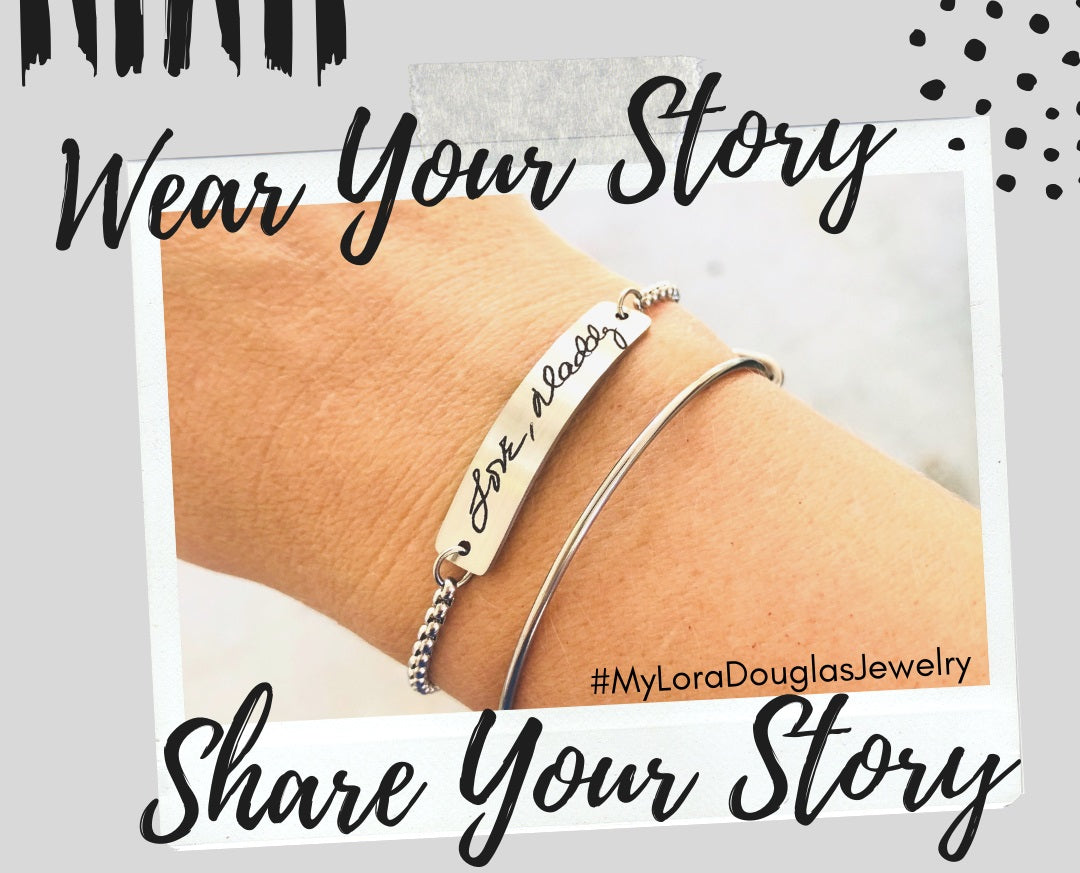 Wear Your Story, Share Your Story