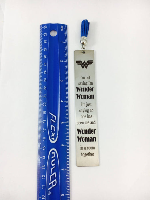 Teaching is a Walk in the Park, Personalized Teacher Bookmark