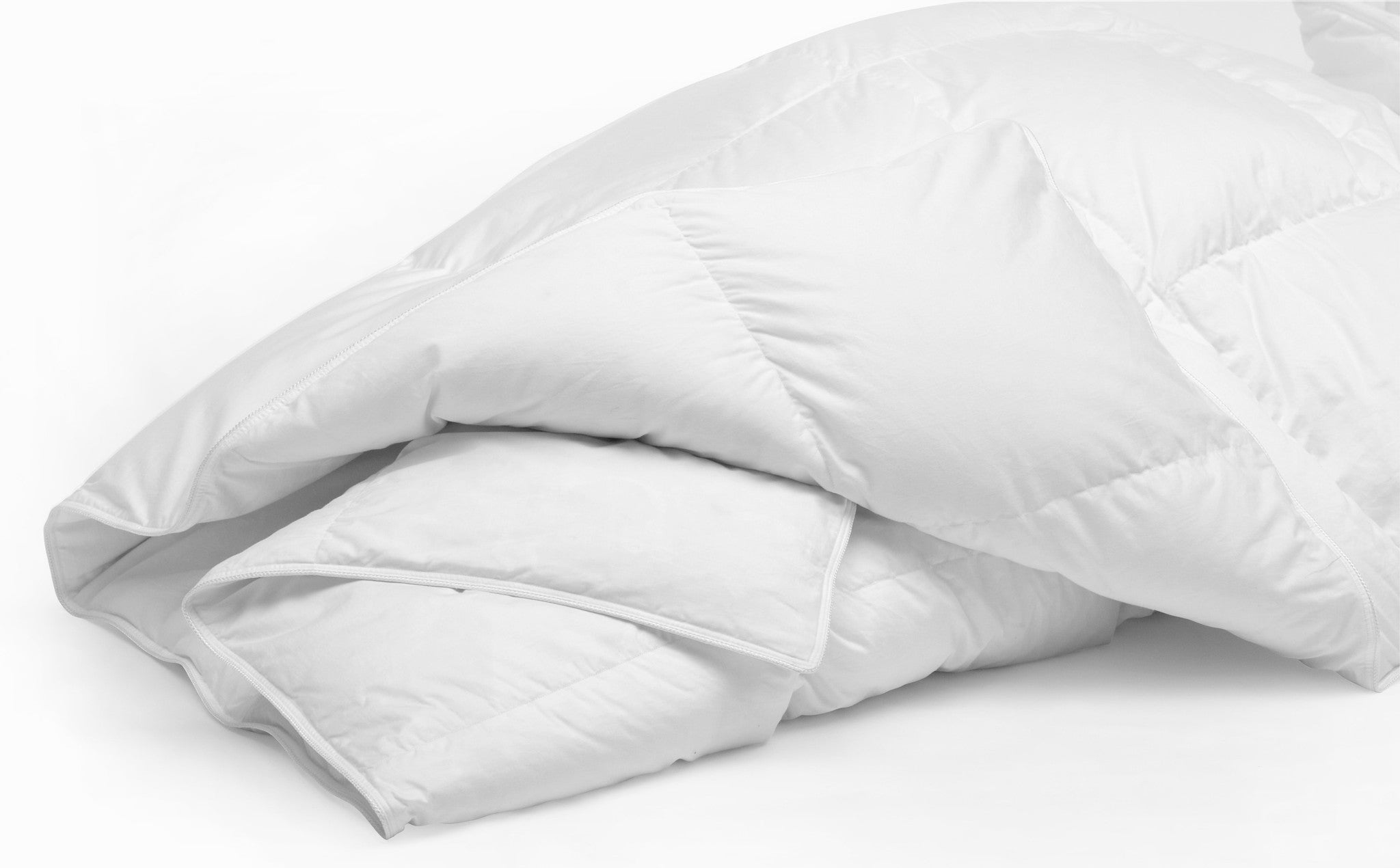 Goose Feather And Down Duvet Diamond Bedding