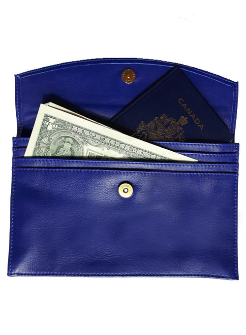 Passport Envelope - Teal