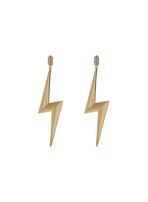 Bolt Statement Earrings