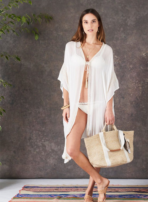 Celsa Beach Cover Up