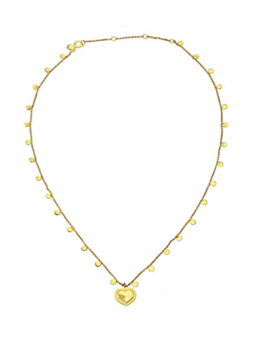 Cora Necklace Gold