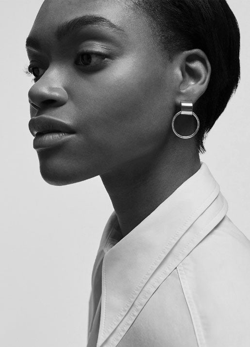 Faye Knocker Earring