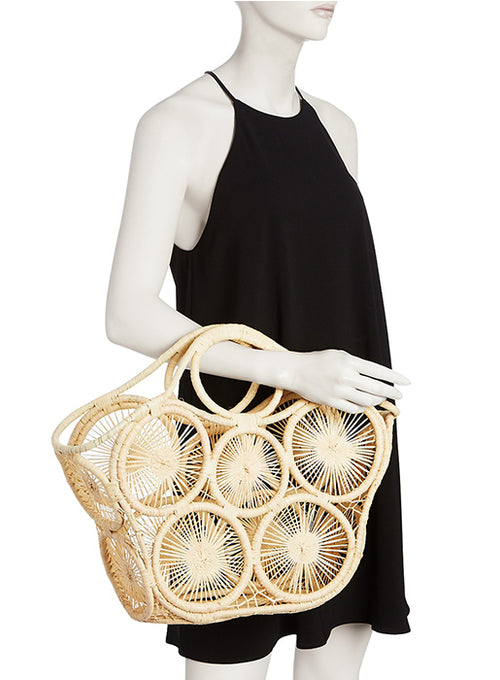 Fortaleza Beach Bag - Natural