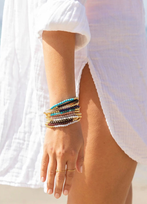 Power Gemstone Aura Bracelet - SELF-EXPRESSION