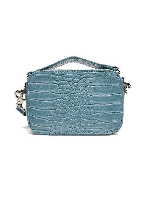 Glaze Cayman Bag - Baby Blue