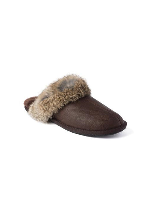 Igloo Grain Slippers Cocoa