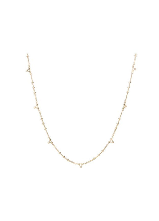 Marrakech Chain Necklace Gold