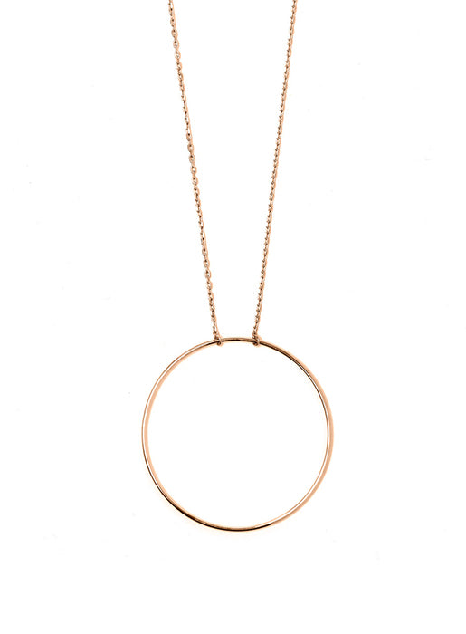 Monocle Necklace by Maria Black
