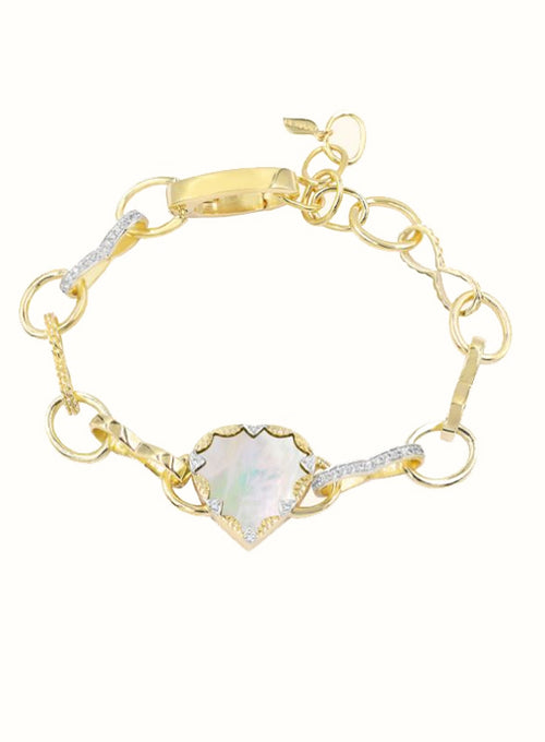 Lima Bracelet - Mother of Pearl