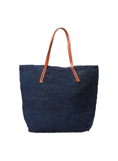 Portland Carryall Tote - Navy