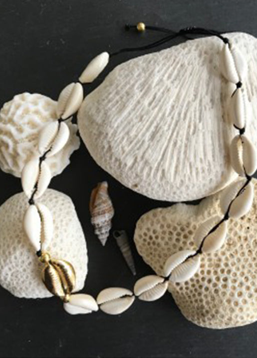Sanibel Shell Necklace