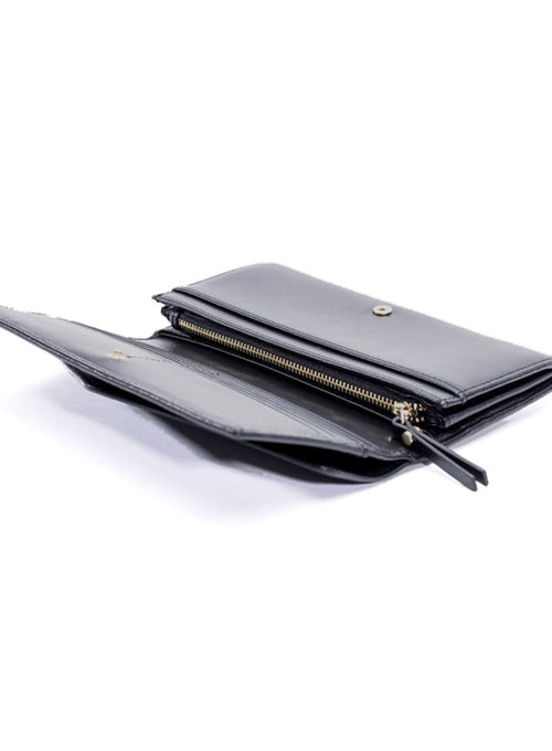 Long Foldover Wallet