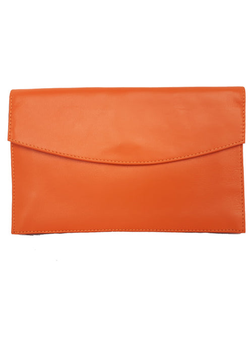 Passport Envelope - Orange