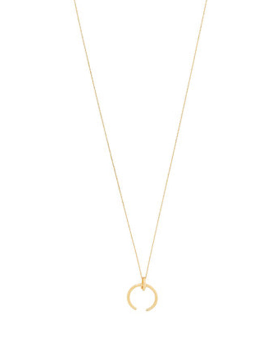 Orion Necklace Gold by Maria Black