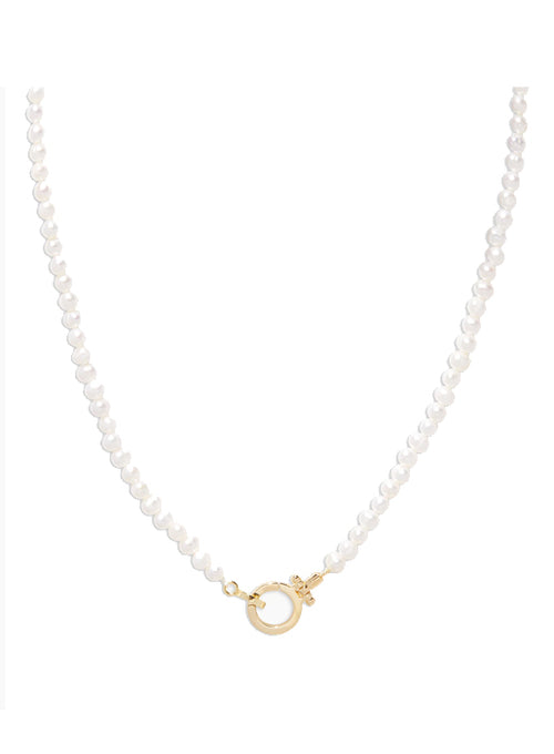 Parker Pearl Necklace