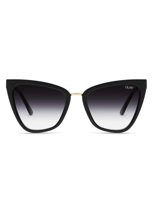 x JLO Reina Glasses - Black/Fade