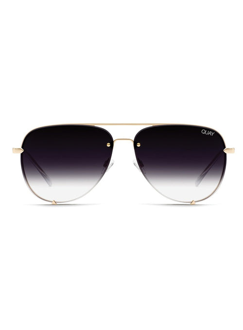 High Key Mini Rimless - Gold/Fade