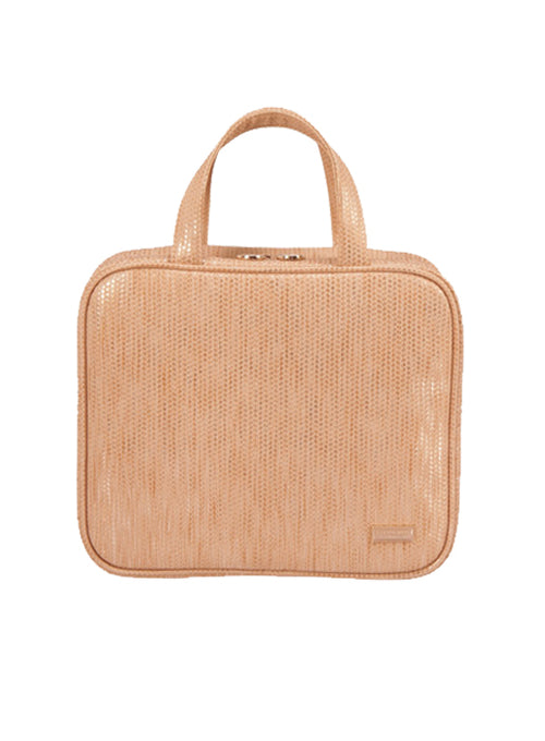 Martha Large Briefcase Sand