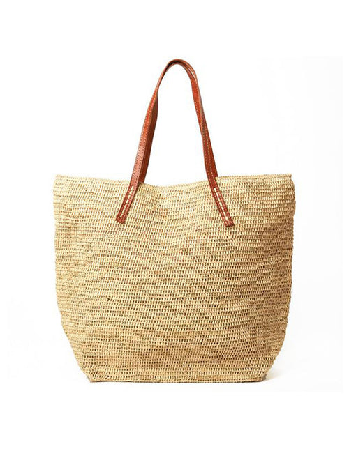 Portland Carryall Tote - Natural
