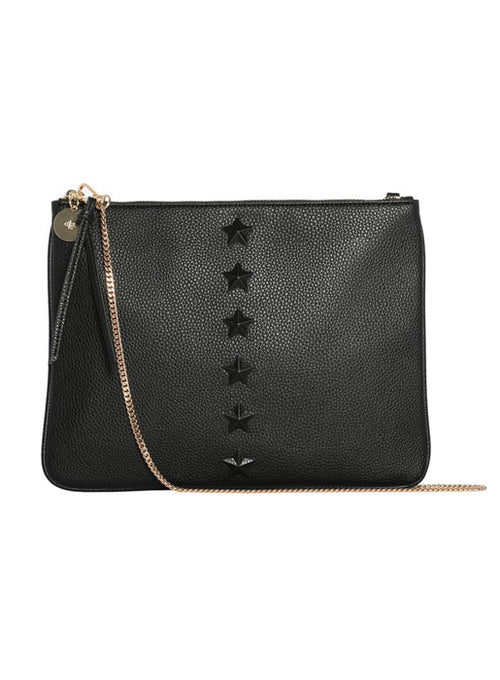Editors Pouch Star with Chain