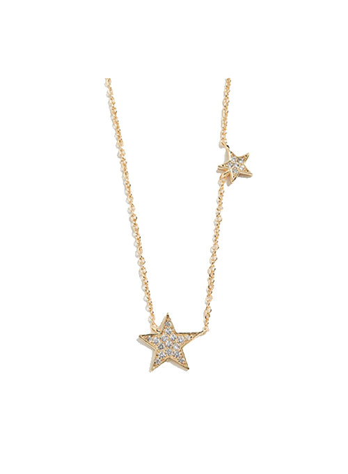 Super Star Shimmer Necklace