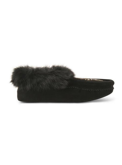 Tipi Moccasin Black