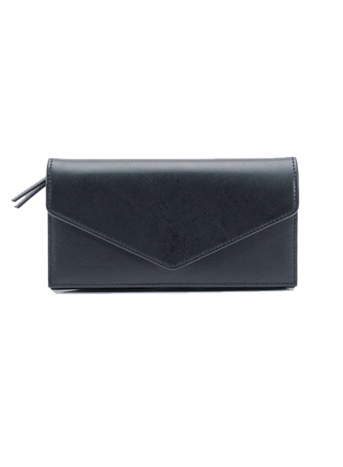 Jane Wristlet Tech Wallet Plum