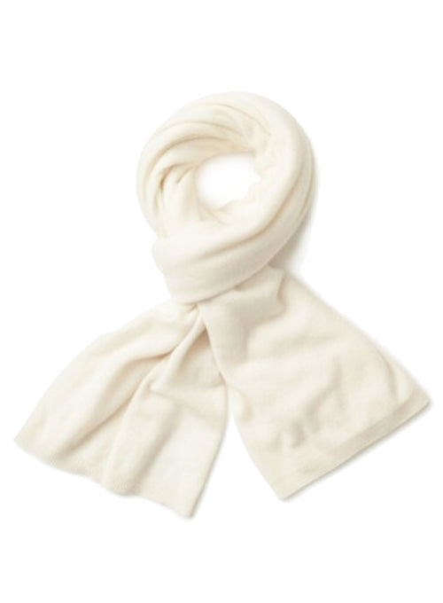 Cashmere Mini Wrap - Winter White