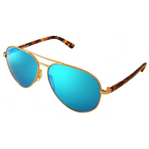Salt Life Optics- Cudjoe Aviator Polarized Blue Mirror
