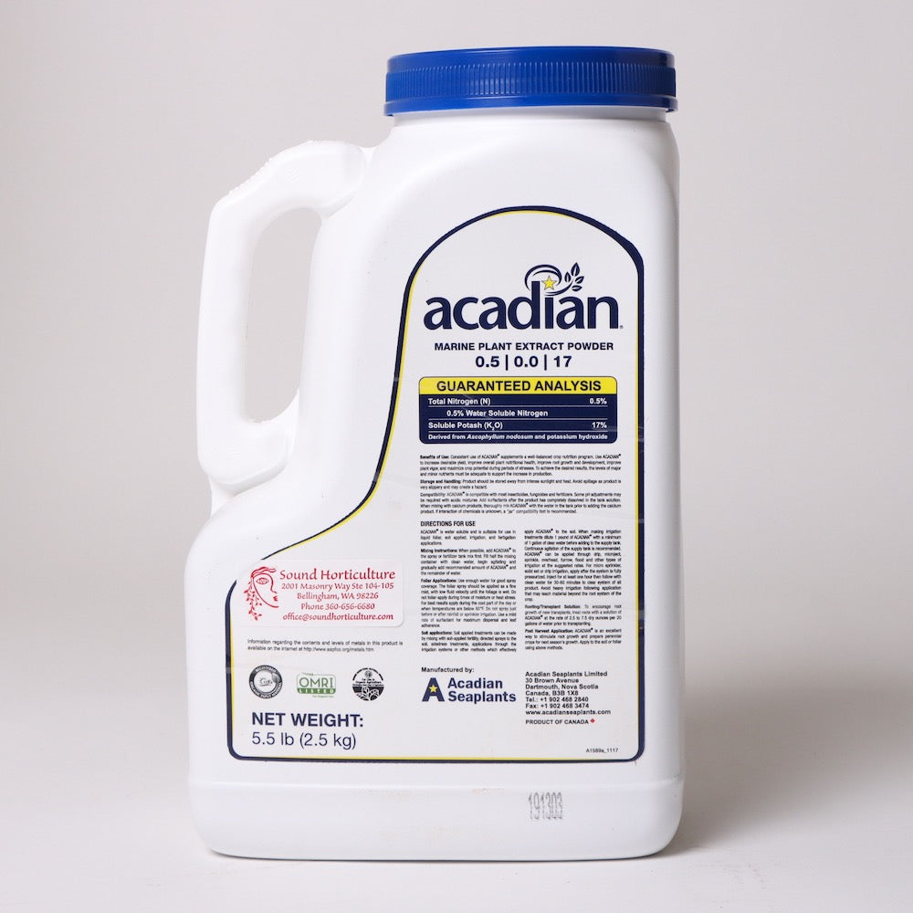 Acadian Powder