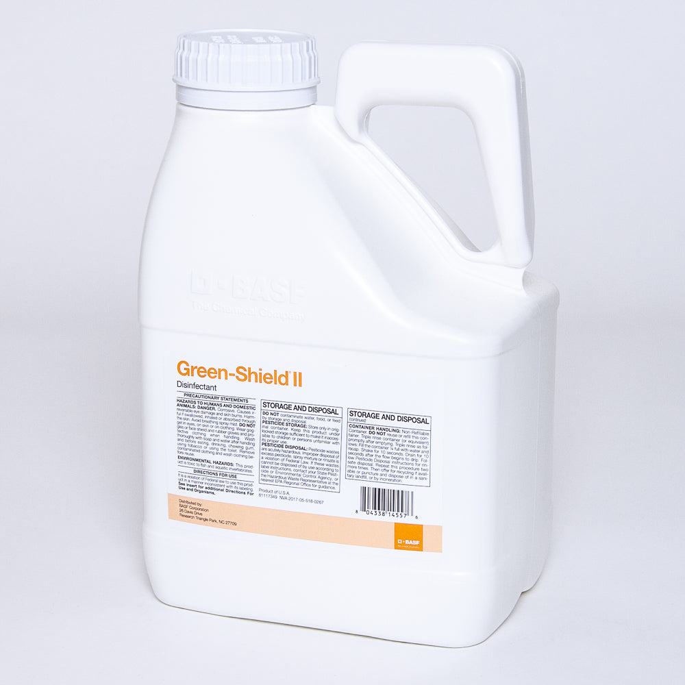 Green-Shield II Disinfectant