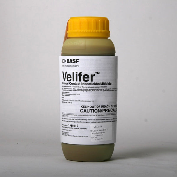 Velifer Fungal Contact Miticide/Insecticide