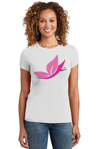 Butterflied Beauty T-shirt - Be Transformed Tees N Things