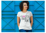 God's Got Me (Black) - Be Transformed Tees N Things