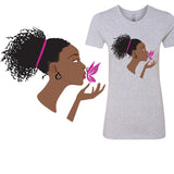 Butterfly Kisses T-shirt (1) - Be Transformed Tees N Things