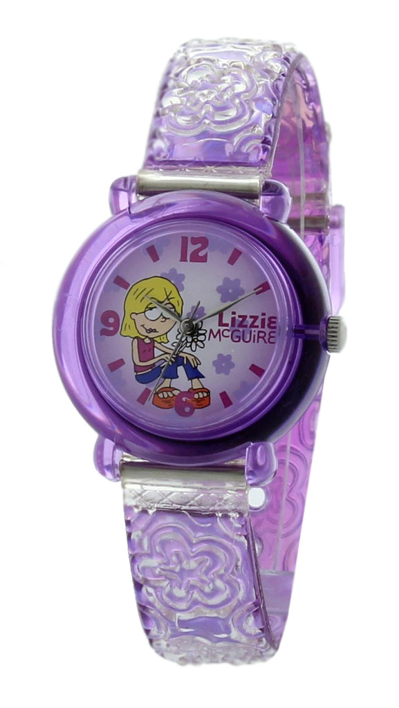 Disney Lizzie Mcguire Wrist Watch and key chain set brand new in box - La Century