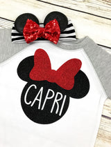 {Minnie Mouse- Custom}