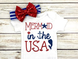 {Mermaid In The USA}